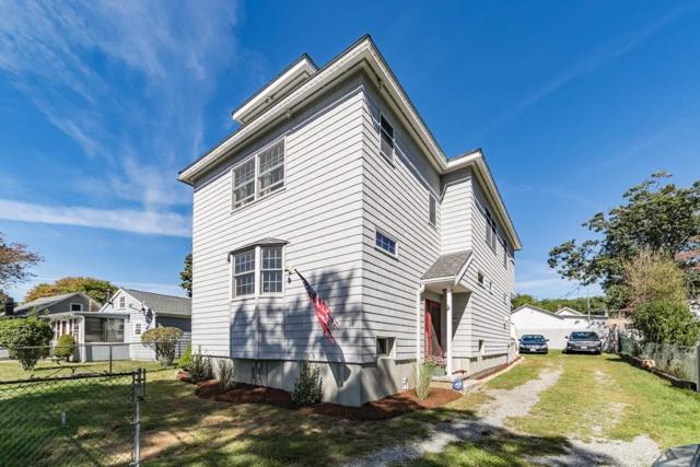 27 Grove St, Fairhaven, MA 02719 (MLS #72355306) :: ALANTE Real Estate