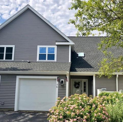 76 Fairway Dr #76, Plymouth, MA 02360 (MLS #72355390) :: Vanguard Realty