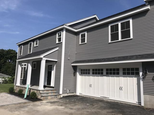 Lot A Pearl Street #2, Newton, MA 02458 (MLS #72355542) :: Apple Country Team of Keller Williams Realty