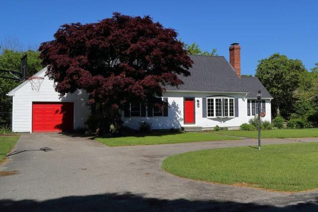 69 Clubhouse Drive, Bourne, MA 02559 (MLS #72355591) :: Vanguard Realty