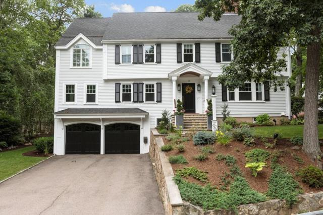 69 Fox Hill Road, Wellesley, MA 02481 (MLS #72357353) :: The Gillach Group