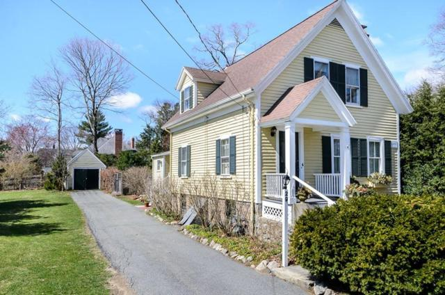 29 Cottage Street, Wellesley, MA 02482 (MLS #72358993) :: The Gillach Group
