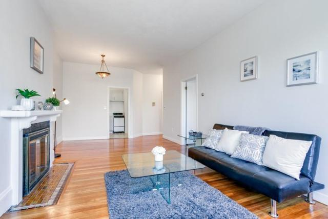 922 Beacon St #22, Boston, MA 02215 (MLS #72359588) :: Hergenrother Realty Group