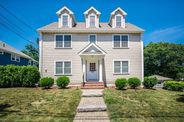 385 Beale St #1, Quincy, MA 02170 (MLS #72360041) :: ALANTE Real Estate