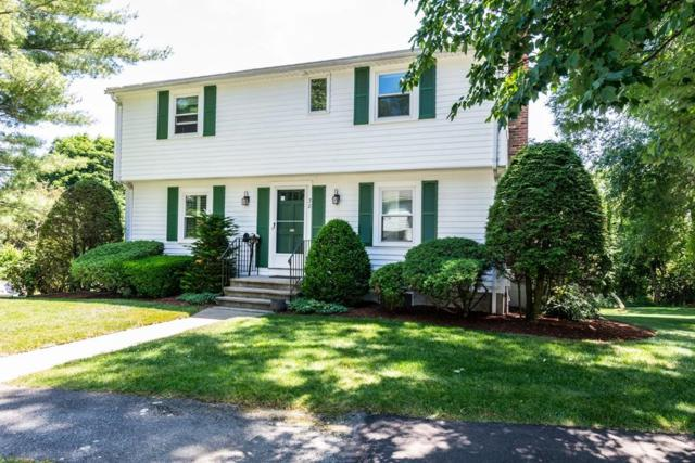 38 Valley Rd, Needham, MA 02492 (MLS #72360405) :: The Gillach Group