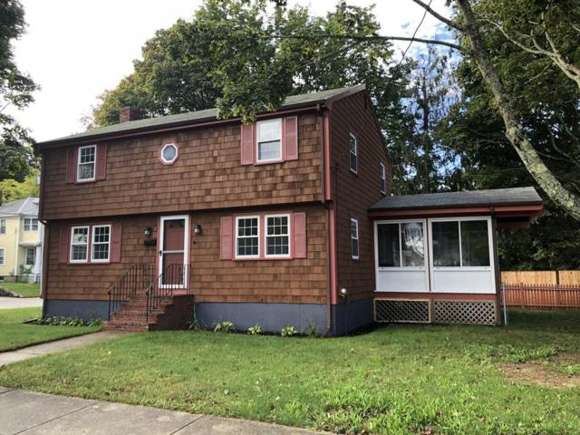 2 Cordage St #1, Plymouth, MA 02360 (MLS #72360687) :: Vanguard Realty