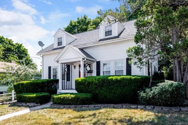 1666 Washington St, Braintree, MA 02184 (MLS #72360833) :: Westcott Properties