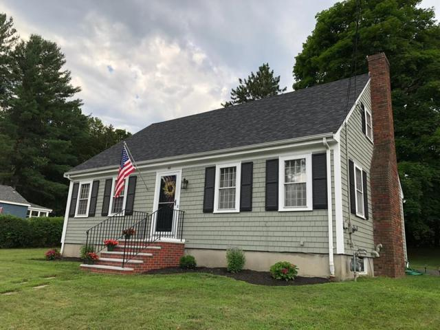 66 Mount Dustin Ave, Haverhill, MA 01832 (MLS #72361000) :: ALANTE Real Estate
