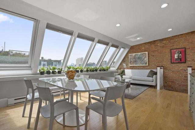 216 W Springfield St #4, Boston, MA 02118 (MLS #72361057) :: The Gillach Group
