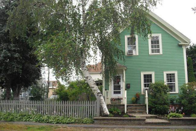 43 S Kimball St, Haverhill, MA 01835 (MLS #72363290) :: Westcott Properties