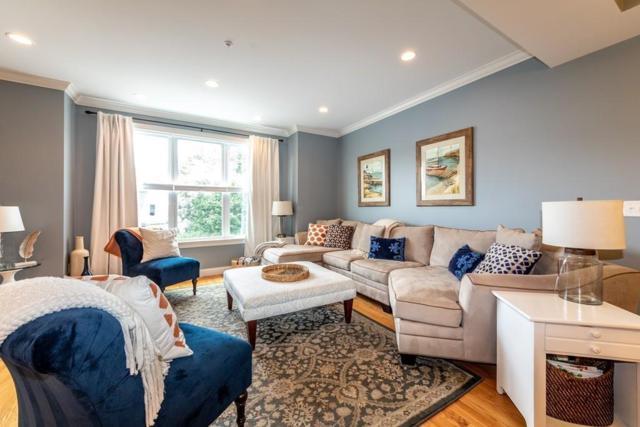 345 Belgrade Avenue #6, Boston, MA 02131 (MLS #72363673) :: Westcott Properties