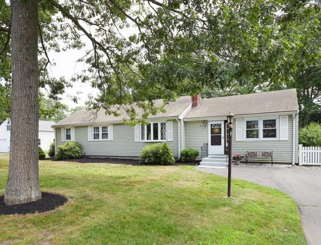 39 John Adams Drive, Norwell, MA 02061 (MLS #72363866) :: ALANTE Real Estate