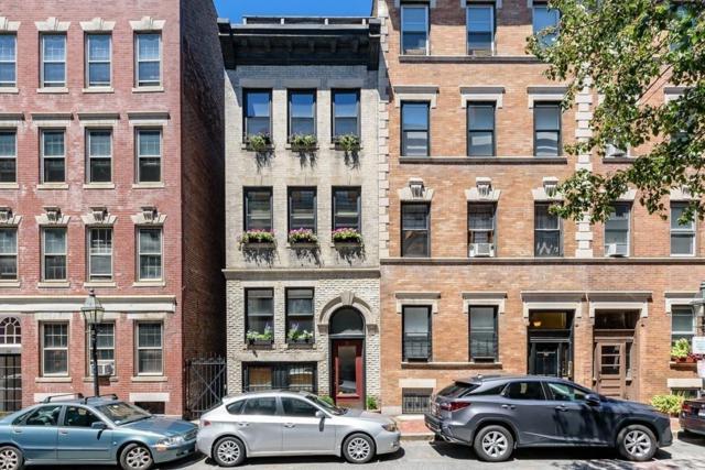 51 Revere St #2, Boston, MA 02114 (MLS #72364219) :: Goodrich Residential