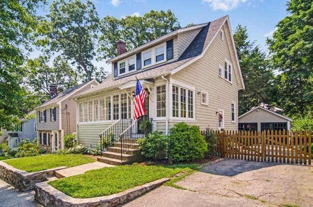 27 Hudson St, Milton, MA 02186 (MLS #72364276) :: ALANTE Real Estate