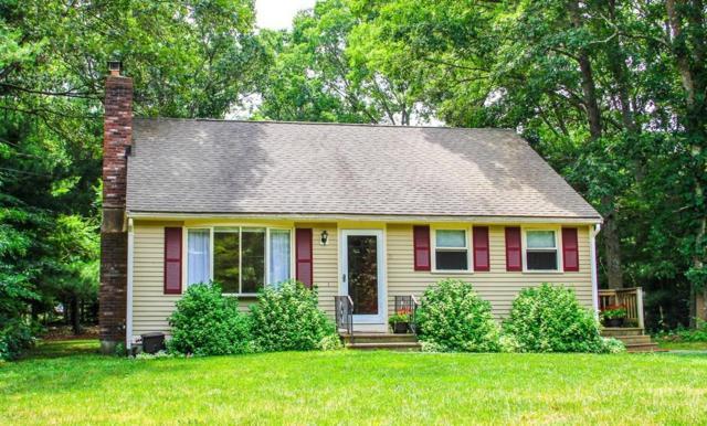 51 Davids Way, Taunton, MA 02718 (MLS #72364680) :: Compass Massachusetts LLC