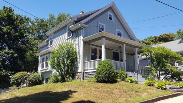 6 Gregg St, Beverly, MA 01915 (MLS #72364733) :: Exit Realty
