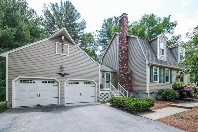 37 Windchime Dr, Mansfield, MA 02048 (MLS #72364864) :: ALANTE Real Estate
