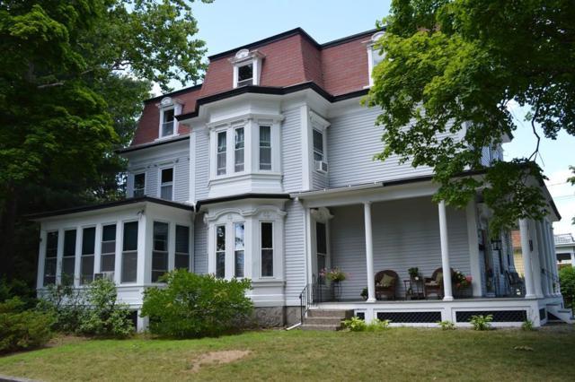 86 Rumford Ave, Mansfield, MA 02048 (MLS #72365239) :: ALANTE Real Estate