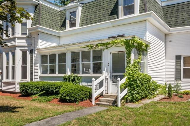 97 Pelham St #97, Methuen, MA 01844 (MLS #72365898) :: ALANTE Real Estate