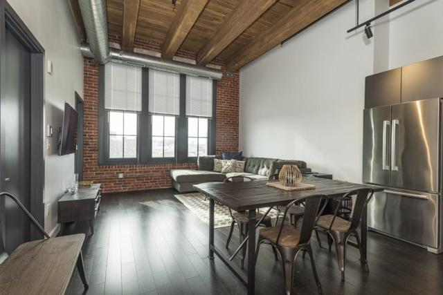 319 A St #412, Boston, MA 02210 (MLS #72369404) :: Charlesgate Realty Group