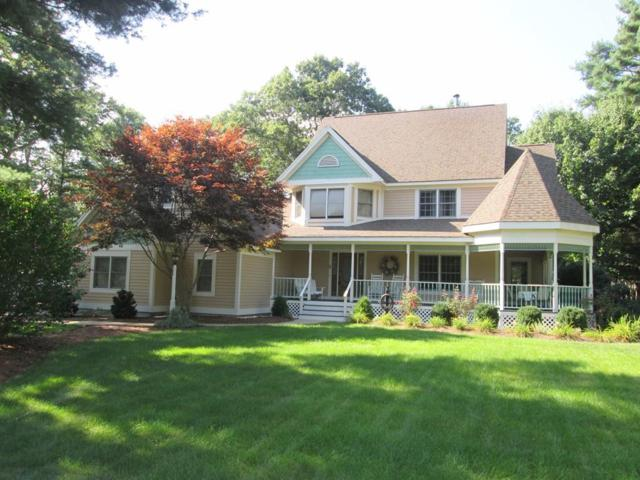 10 Mulberry Dr., Kingston, MA 02364 (MLS #72370261) :: Vanguard Realty