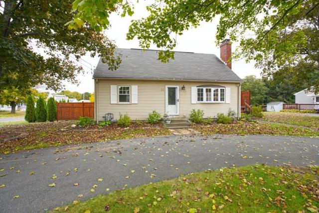 180 N Westfield St, Agawam, MA 01030 (MLS #72371332) :: Welchman Real Estate Group | Keller Williams Luxury International Division