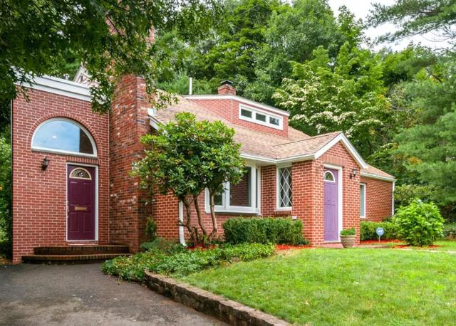 36 Walsh Road, Newton, MA 02459 (MLS #72371544) :: The Muncey Group