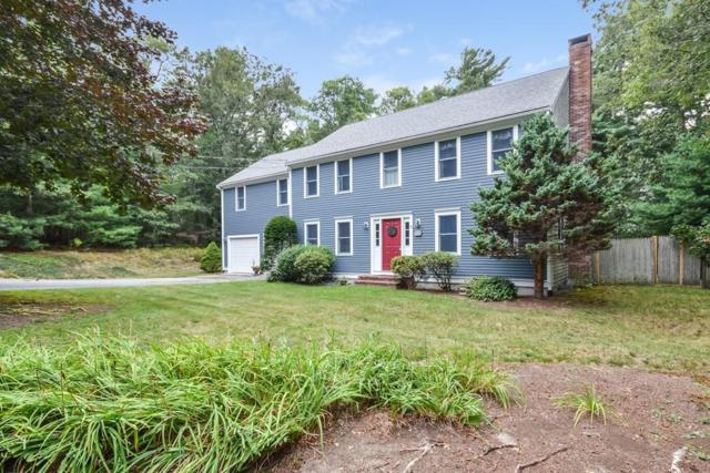 38 Dodson Way, Falmouth, MA 02536 (MLS #72371566) :: ALANTE Real Estate