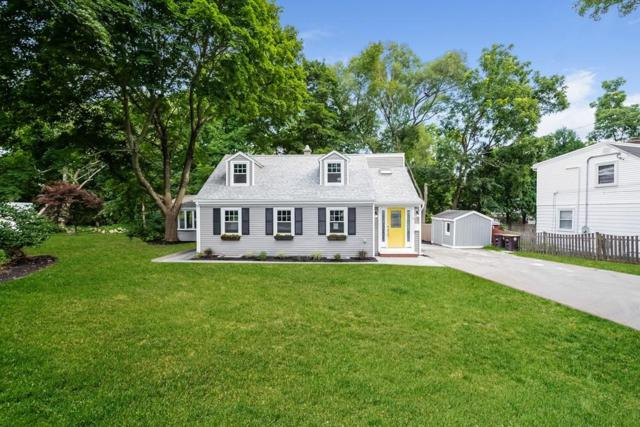 11 Rainbow Lane, Weymouth, MA 02190 (MLS #72372141) :: Hergenrother Realty Group