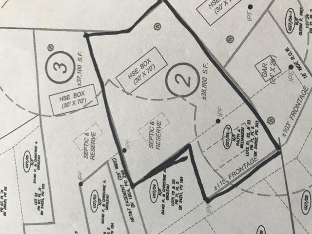 Lot 2 Lake Avenue, Spencer, MA 01524 (MLS #72372756) :: Hergenrother Realty Group