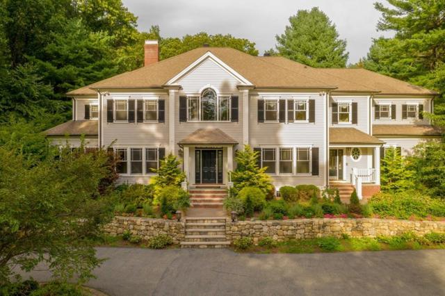 11 Plymouth Road, Weston, MA 02493 (MLS #72373411) :: Commonwealth Standard Realty Co.
