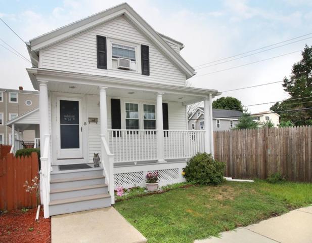 5 Blaine St, Malden, MA 02148 (MLS #72374054) :: ALANTE Real Estate