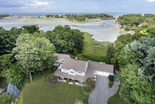 92 Beach Street, Cohasset, MA 02025 (MLS #72374538) :: Apple Country Team of Keller Williams Realty