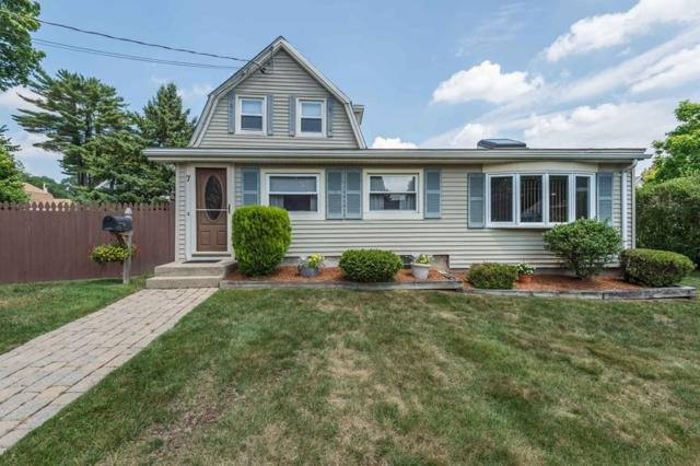 7 Ames St, Wakefield, MA 01880 (MLS #72374979) :: Local Property Shop