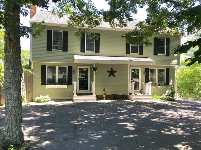 165 Thatcher Rd A, Rockport, MA 01966 (MLS #72375859) :: ALANTE Real Estate