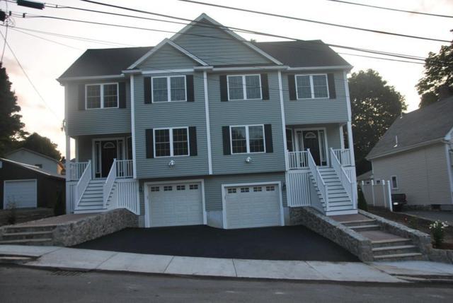 13 Melvin Street B, Wakefield, MA 01880 (MLS #72376562) :: EdVantage Home Group