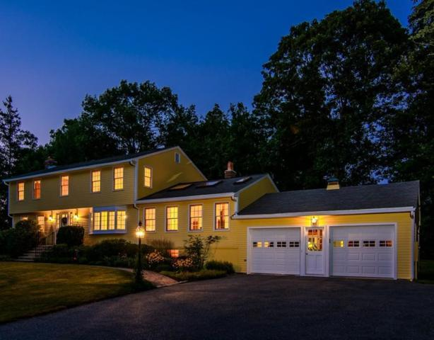 35 Overlook Drive, Westborough, MA 01581 (MLS #72377320) :: Hergenrother Realty Group