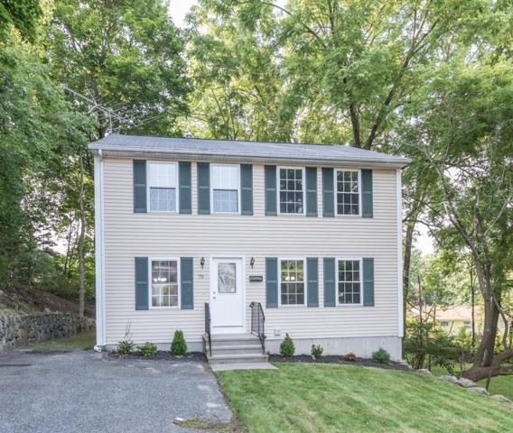 79 Warren  Ave, Woonsocket, RI 02895 (MLS #72378602) :: Welchman Real Estate Group | Keller Williams Luxury International Division