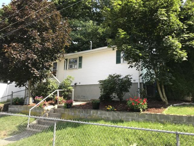 128 Amherst Ave, Waltham, MA 02451 (MLS #72378729) :: Vanguard Realty