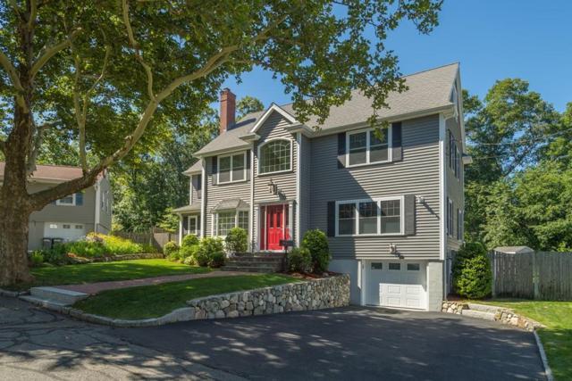 27 Lorraine Terrace, Arlington, MA 02474 (MLS #72378884) :: Lauren Holleran & Team