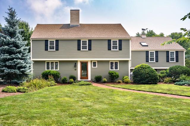 45 Windy Hill Road, Cohasset, MA 02025 (MLS #72379405) :: Compass Massachusetts LLC