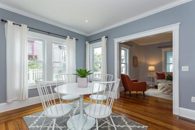 101 Sycamore Street, Boston, MA 02131 (MLS #72379433) :: The Muncey Group