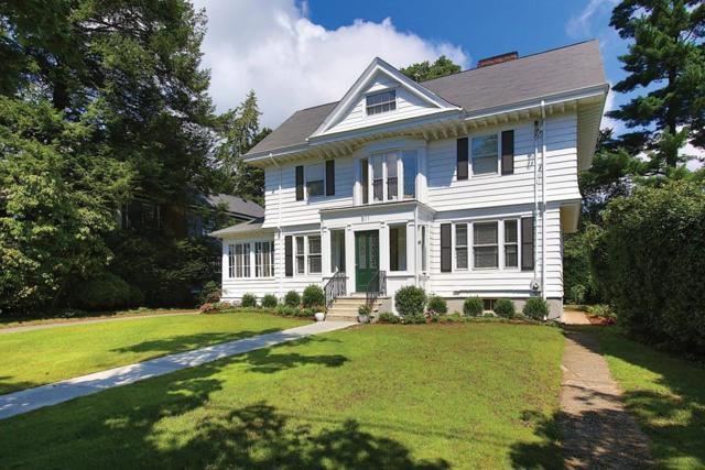 511 Ward St, Newton, MA 02459 (MLS #72379505) :: Cobblestone Realty LLC