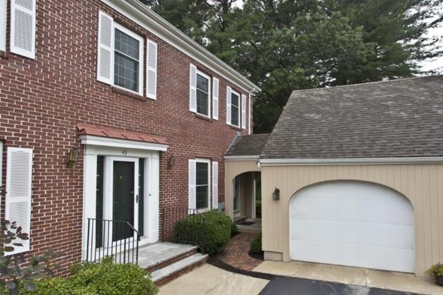 49 Martingale Lane #49, Andover, MA 01810 (MLS #72380385) :: ALANTE Real Estate