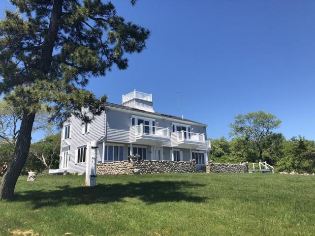 165 Mishaum Point Rd, Dartmouth, MA 02748 (MLS #72381892) :: Trust Realty One