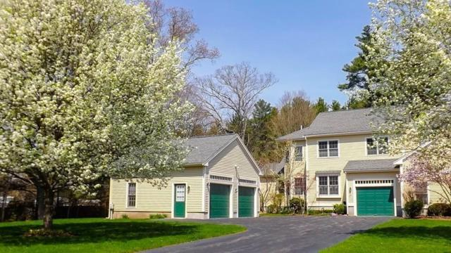 11 Jennifer Way #11, Easton, MA 02375 (MLS #72382586) :: ERA Russell Realty Group