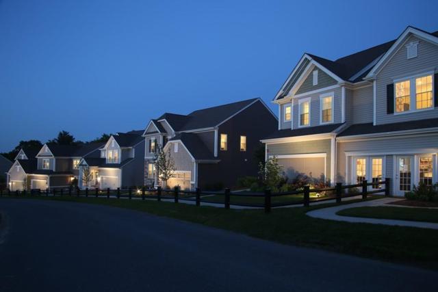 49 Walnut Way #25, Hopkinton, MA 01748 (MLS #72385445) :: ALANTE Real Estate