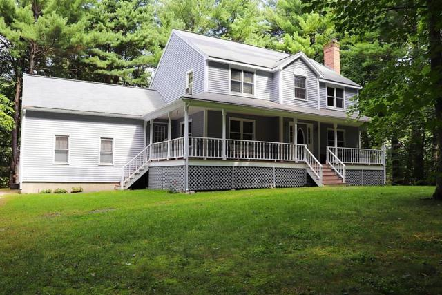 128 Kendall Hill Rd, Sterling, MA 01564 (MLS #72387410) :: The Home Negotiators