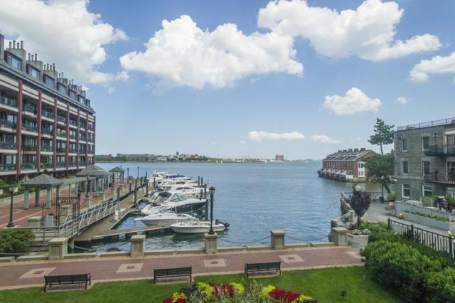357 Commercial St #110, Boston, MA 02109 (MLS #72393107) :: ALANTE Real Estate