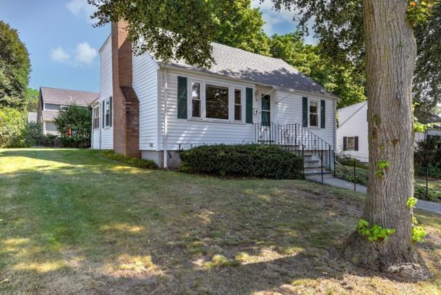 34 John Street, Needham, MA 02494 (MLS #72393617) :: The Gillach Group